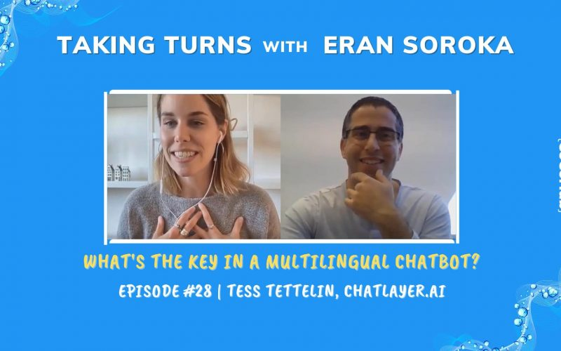The multilingual chatbot challenge - with Tess Tettelin